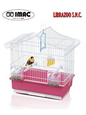 Gabbie per uccelli gabbia per canarini serie ava 42x26x42