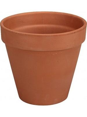 Vaso in terracotta standard da 25 cm