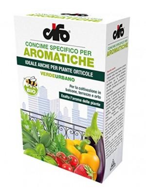 Cifo concime specifico per esaltare l'aroma delle piante