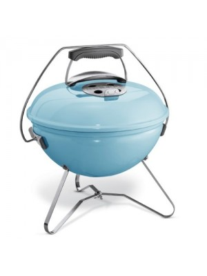 Barbecue a carbone Smokey Joe® Premium 37 cm slate blue
