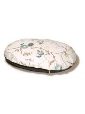 Cuscino melograno ovale cm 75