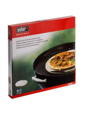 Pietra pizza tonda cm 36,5