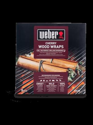 Weber wraps per affumicatura - ciliegio