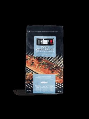 Weber miscela di chips per il pesce e i frutti di mare 0,7 kg