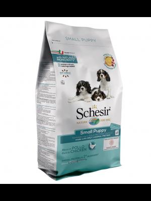 Schesir small puppy 2 kg