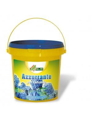 Azzurrante per piante in vaso gr 800 Al13.Fe