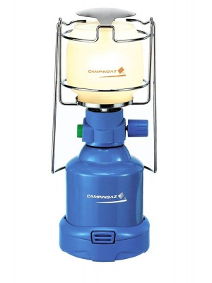 Lanterna a gas regolabile da campeggio Super Lumo