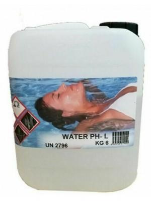 Riduttore di Ph 6 kg liquido