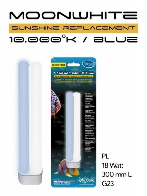Haquoss moonwhite pl 18 watt - sunshine replacement
