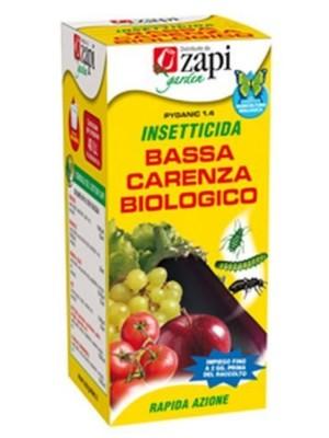 Zapi Insetticida Bassa Carenza Biologico 100 Ml Pyganic 1.4