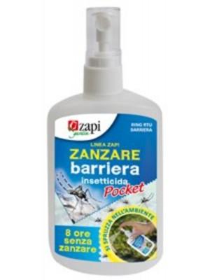 Zapi zanzare barriera insetticida pocket 150 ml