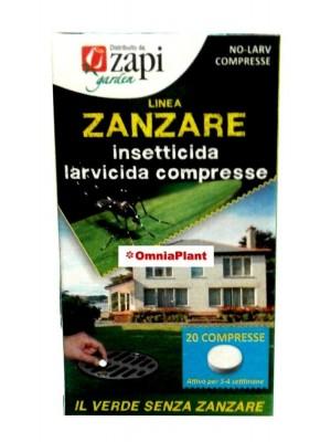 Zapi Zanzare Compresse 40Gr 20 Compresse