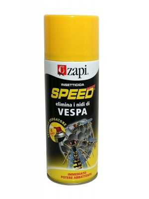 Zapi Spray contro i nidi di vespa e calabroni ml. 400 spray zapi