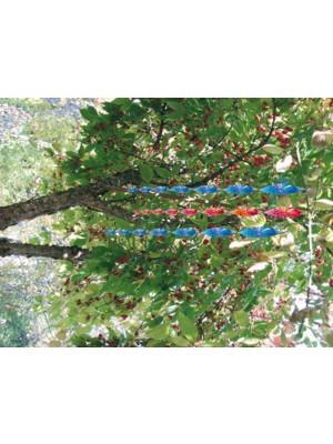 Set di Spirali Allontana Volatili Antivolatili e Uccelli