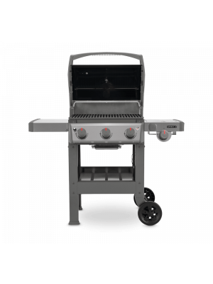Weber Barbecue a gas Spirit II E-320 GBS Nero