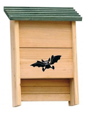 Casetta per Uccellini e Pipistrelli Verdemax 9x23xH33cm Arredamento Esterni