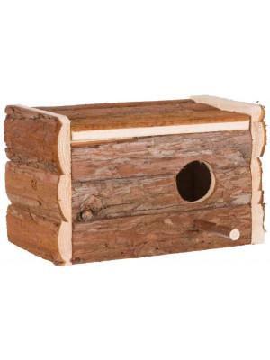 Nido in legno