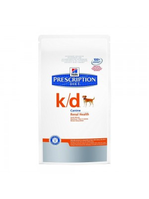 Hill's Pet Nutrition - Prescription Diet - k/d Disturbi renali - Base 1 Sacco 2,00 kg