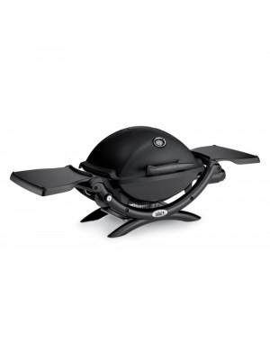 Weber barbecue Q 1200 nero con attacco per cartuccia