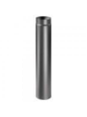 """Elemento lineare Linea """"Legna"""":  T750 acciaio verniciato, diametro 120 mm, lunghezza 750 mm."""