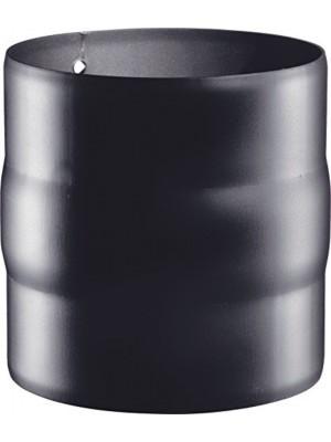 """Articolo fumisteria Linea """"Legna"""": manicotto diametro 140 mm maschio/maschio"""