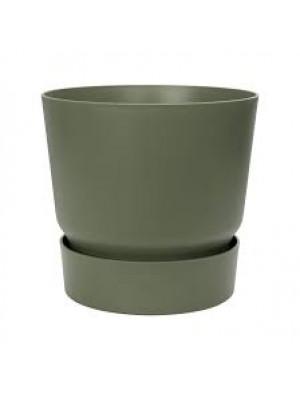 Elho Greenville Round 20 cm verde
