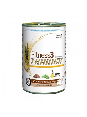 Trainer Fitness Adult Medium/Maxi Cavallo e Piselli 400 g