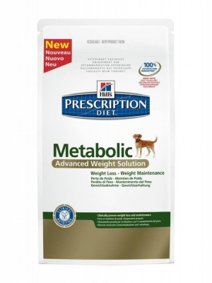 Hill's Pet Nutrition - Prescription Diet Metabolic Canine Advanced Weight Solution 1 Sacco 4,00 kg