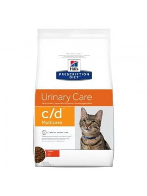 Cibo per gatti Prescription Diet Feline c/d multicare pollo - 1,5 kg