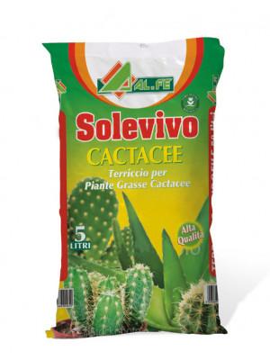 Al.fe terriccio per piante grasse 5 lt