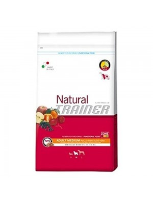 Trainer Natural Pollo Medium da 12,5 kg.
