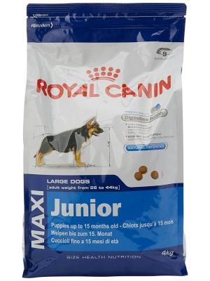 Royal Canin Maxi Junior 32 crocchette per cuccioli di grossa taglia Kg 4