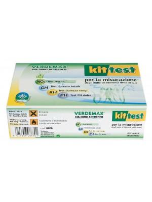 Verdemax 8870Kit Test acqua per laghetti e acquari