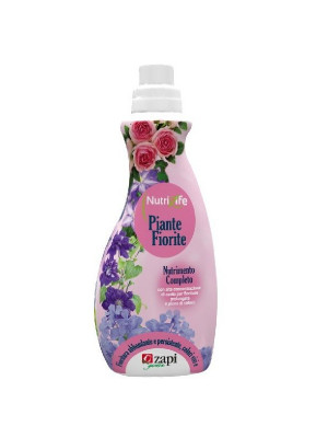 Zapi nutrilife piante fiorite liquido 1 lt