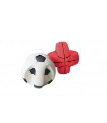 Palla in vinile 15 cm pz 1