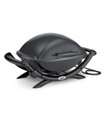 Weber® Barbecue elettrico Q 1400 Dark Grey