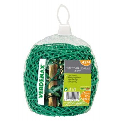 Tubetto Gomitolo in PVC per Legature Piante 500g Ø2mm Verdemax