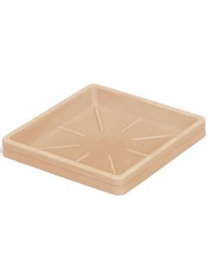 Sottovaso quadrato Neze 48 cm