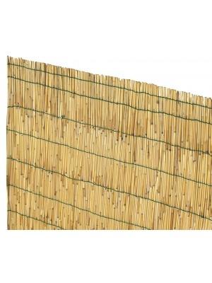 Arella Cina in bamboo per separare gli spazi esterni da 1,5X3 m