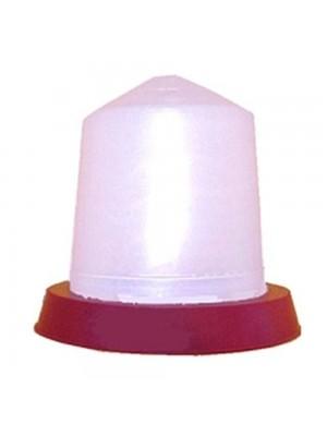 Abbeveratoio a sifone in plastica lt 1,5