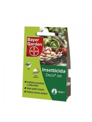 Bayer Decis® Jet Insetticida Concentrato 10ML