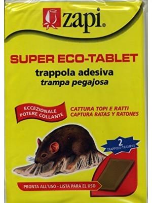 Zapi colla topi tavolette super eco tablet 2 pezzi