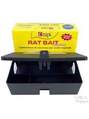 Zapi Rat bait station Contenitore esche