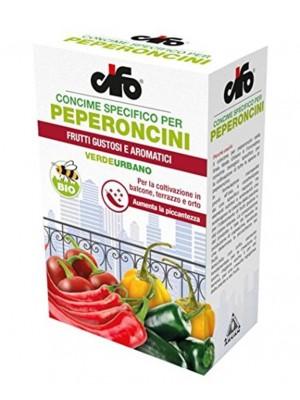 Cifo concime specifico peperoncino aumenta la piccantezza 300 gr