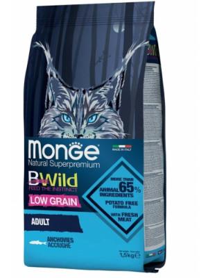 Monge BWild acciughe 1,5 kg
