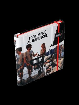 Weber libro 1001 menù al barbecue