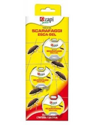 Zapi esca scarafaggi gel 3 pz