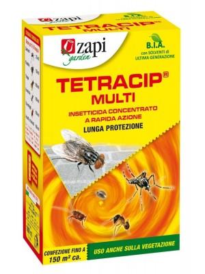Tetracip multi insetticida concentrato a rapida azione e lunga protezione in confezione da 250 ml