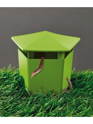 Trappola per Lumache 2Pz in Box Verdemax per Orti Giardini Cortili e Terrazzi