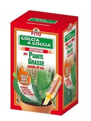 Concimi Fito liquidi piante grasse goccia -goccia ml.32 fiale 6